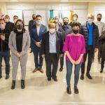 Intendentes se reunieron en Berazategui para seguir trabajando frente a la pandemia