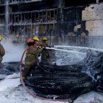 Incendio en Cervecería Quilmes: están trabajando para determinar la causa del accidente