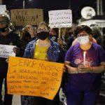 Vecinos se manifestaron para pedir justicia por Lucas Cancino